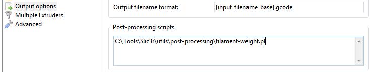 Slic3r Manual – Post-Processing Scripts